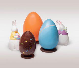 Happy Easter! 🐰 ✨ Que tu día esté lleno de sorpresas como nuestros deliciosos huevos de pascua🍫❤️  #Kahkow #KahkowLovers #ChocolateArtesanal #ChocolateDominicano #Pascua2021