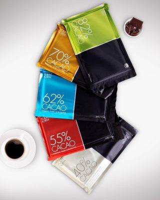 Nuestro delicioso chocolates en medio kilos de amor y sabor, son parte de los creadores de exquisitas recetas.  Cuéntanos, ¿Qué has preparado con ellos y cuál es el que más te gusta?  #Kahkow #KahkowLovers #ChocolateDominicano #ChocolateArtesanal