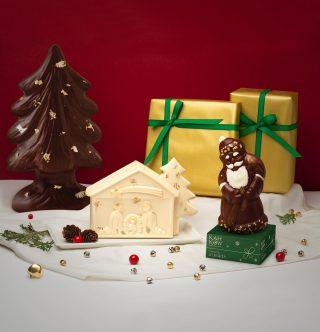 Sorprende a tus pequeños con nuestras deliciosas figuras navideñas🎅🏻❤️, hechas de chocolate de su preferencia.  Visita nuestras tiendas @kahkowexperience @bluemallsd y @bluemallpc para que te enteres de todas las sorpresas que tenemos para ti😍  #Kahkow #KahkowLovers #NavidadKahkow #ComparteAlegriaKahkow
